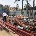 Dự án cung cấp trụ bộ quốc phòng cho khu công nghiệp Tiên Sơn