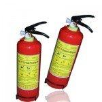 Nạp bình cứu hỏa bột ABC MFZ2