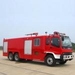 Xe cứu hỏa Isuzu MX5210GXFSG90 thumbnail
