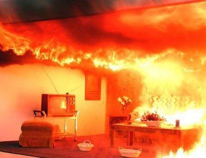 Cháy có thể xảy ra bất kỳ ở đâu?