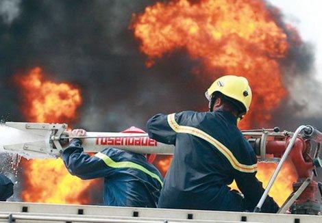 Kinh nghiệm thoát hiểm trong các đám cháy