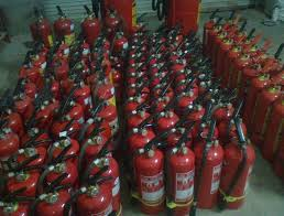 Bình chữa cháy đang phổ cập trên thị trường hiện nay