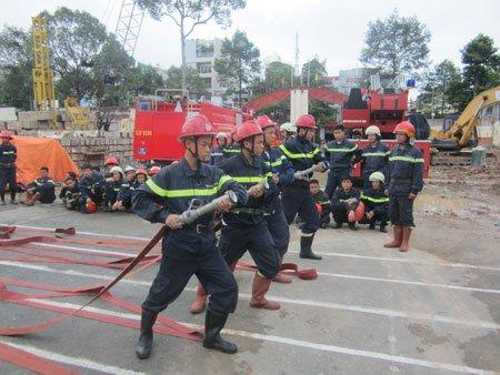 Như thế nào gọi là phòng cháy chữa cháy?