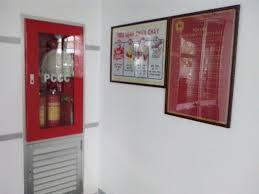Xây dựng vị trí phòng cháy chữa cháy cho nhà cao tầng