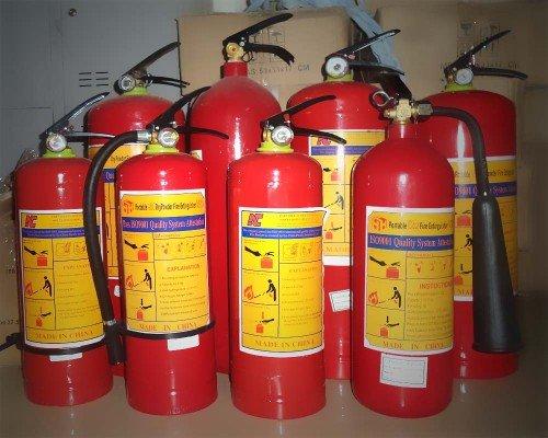 Các loại bình chữa cháy bán tại 68 Yên Lãng, Đống Đa, Hà Nội