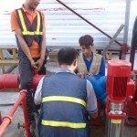 Lắp đặt hệ thống máy bơm chữa cháy theo tiêu chuẩn PCCC