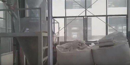 quy trình nạp bình bột chữa cháy