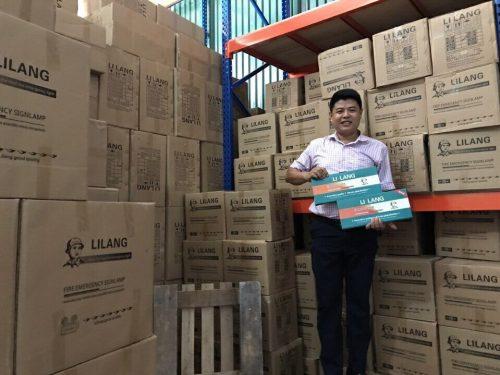 Lilang được phân phối độc quyền tại thị trường Việt Nam bởi HTH