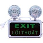 Đèn sự cố kết hợp Exit Lilang XF-ZFZD-E3WB chính hãng