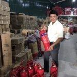 Nơi mua bình cứu hỏa có kiểm định BCA tại quận Ba Đình, Tây Hồ, Long Biên